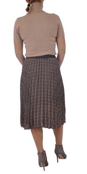 Spódnica plisowana wzór