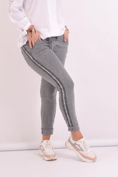 Spodnie-szare-lampas